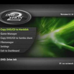 Dvd2XboX Screenshot
