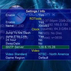 Evolution-X SNTP Server