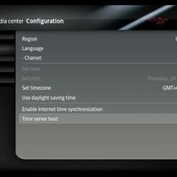 XBMC Time Server Host